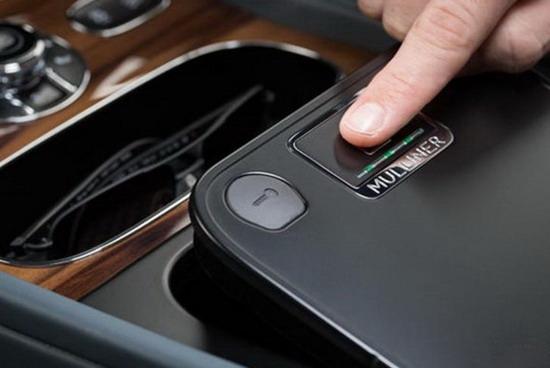 汽车终于进入指纹时代 第四代胜达最先实现量产应用