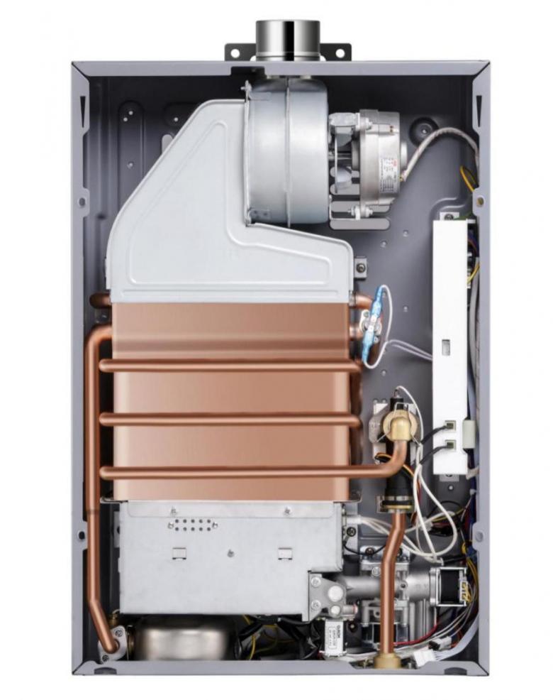 华帝燃气热水器ZE5:智能恒温黑科技,享受高品质沐浴