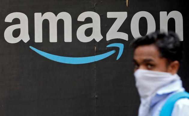 亚马逊在印度召开峰会当地小企业抗议