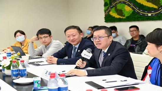 长安汽车王俊与华为宁德时代共同打造的电动车今年将发布