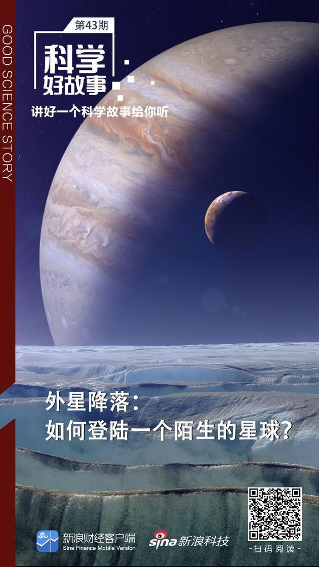 科学好故事外星降落如何登陆一个陌生的星球