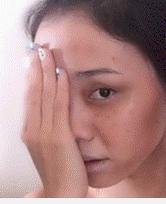 铅粉尿液古代的姑娘们为了美都往自己脸上涂了什么
